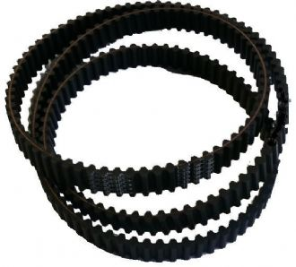 "Genuine AGS Lawnboss Toothed Belt, Fits 40"" 102cm Models  - N272211006 - Mowerparts.ie"